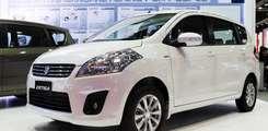 Suzuki ertiga, đại lý bán xe suzuki ertiga với giá tốt nhất hà nội, xe 7 chỗ nhập khẩu mới của suzuki là ertiga, Ảnh số 1