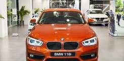 BMW 118i 2016 nhập khẩu BMW 118i Full option BMW 118i Màu Trắng,Đen,Nâu,Xanh,Đỏ Giao xe ngay, Ảnh số 1