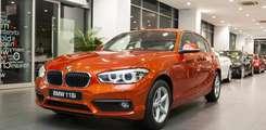 BMW 118i 2016 nhập khẩu BMW 118i Full option BMW 118i Màu Trắng,Đen,Nâu,Xanh,Đỏ Giao xe ngay, Ảnh số 2