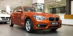 BMW 118i 2016 Giao xe ngay Màu Trắng,Đỏ,Vàng Cam BMW 118i nhập khẩu Full option BMW 118i Bán xe trả góp XP11, Ảnh số 1