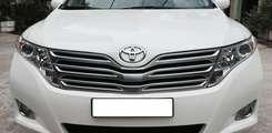 Bán chiếc Toyota Venza 2.7 màu trắng Ngọc Trai,xe cực chất, Ảnh số 2