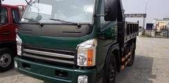 Xe tải ben cửu long 5 tấn cầu to và 7,65 tấn, Ảnh số 2