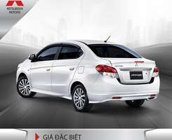 Mitsubishi attrage cvt khuyến mại cực sốc tháng 06, Ảnh số 2