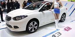 Renault Samsung Tưng Bừng Khuyến Mại ô tô samsung SM3, SM5, QM5 2016 gi.