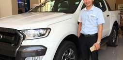 Ford Ranger 2017 giá tốt nhất Hà Nội, Ford Bán Tải, Ford Ranger, Rang.