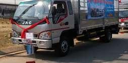 Bán xe tải jac 9,1 tấn . xe tải jac HFC1383K 9,1 tấn.