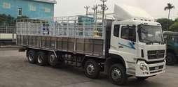 Bán xe tải thùng 4 chân, 5 chân Việt Trung.