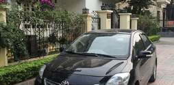 Cần Bán Toyota Vios E sản xuất 2011 mầu đen,LH 0987508150.