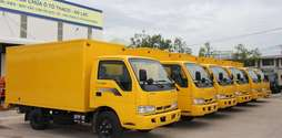 Xe tải Kia K190 1.9 Tấn, Kia Frontier125 1.25 tấn, Kia k2700, xe tải tha.