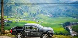 Xe bán tải nissan Navara, mua navara, giá xe navara NP300, trả góp navara.