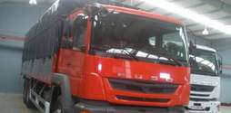 Xe tải Mitsubishi FUSO 16 tấn.