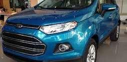 Ford Ecosport 2017 giá rẻ nhất,xe giao ngay.