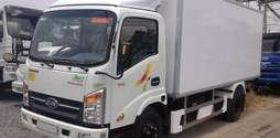 Xe tải Veam VT350 3,5t thùng dài 4,9m động cơ hyundai.