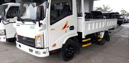 Xe tải VEAM VT252 1 2t4,thùng dài 4,1m,động cơ hyundai,đời 2017 vào .