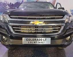 WOw Chỉ với 120 triệu, sở hữu ngay Vua bán tải Chevrolet Colorado 2.