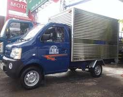 Xe tải nhẹ dongben 870kg.