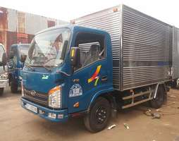 Xe tải Veam VT200 1t9 thùng dài 4,3m động cơ hyundai.