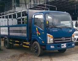 Xe tải Veam VT260 1t9 thùng dài 6,1m động cơ hyundai.