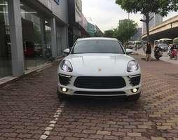 Cần bán Porsche Macan đời 2015, màu trắng, nhập khẩu.