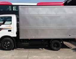 Xe tải Kia K165 K3000S tải trọng 1,4T 2,3T 2,4T. Đẳng cấp là mãi m.
