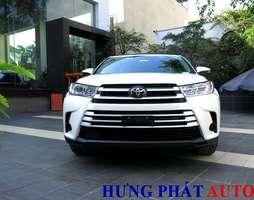 Toyota Highlander 2.7V 4x4AT 2017 Đủ màu Giao Ngay..