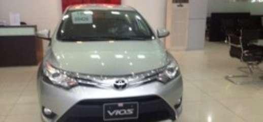 Toyota Giải Phóng Vios 1.5E CVT, Ảnh số 1