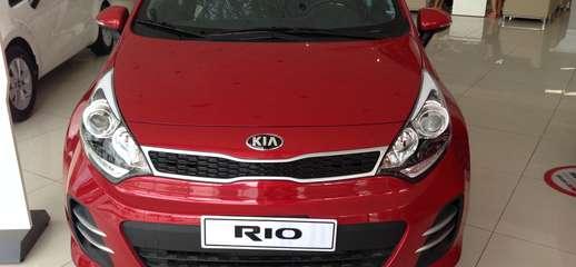 Kia Cầu Diễn: hỗ trợ giảm giá cho khách hàng mua xe Kia Rio nhập khẩu, Ảnh số 1