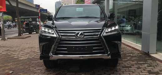 Bán trả góp xe Lexus Lx 570 2017 MỚI 100%, Ảnh số 1