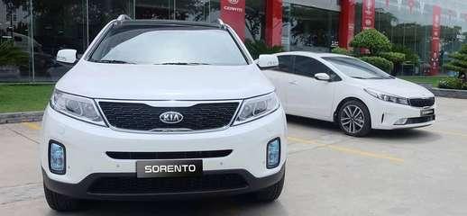 KIA Giải Phóng : KIA New Sorento 2017 Giá tốt nhất Hà Nội, trả góp 90% giá trị xe, lãi suất 6%/ năm, Ảnh số 1