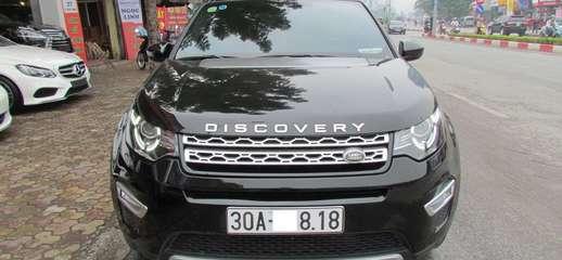 Land Rover Discovery Sport HSE Luxury 2015 màu đen, Ảnh số 1