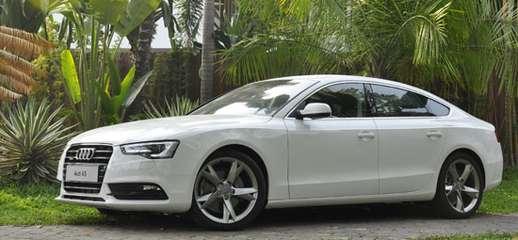 Xe Audi A5 mới, Ảnh số 1