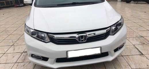 Bán Honda Civic 2.0AT màu trắng sx 2012, chính chủ xe cực chất, Ảnh số 1