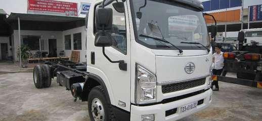 Siêu HOT ... xe tải Faw 6.95 tấn thùng dài 5,1m cabin isuzu giá cả thương lượng cam kết rẻ nhất thị trường, Ảnh số 1
