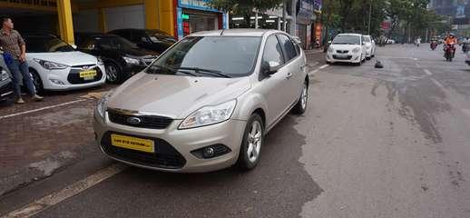 Ford Focus 1.8AT sx 2011 màu ghi vàng, Ảnh số 1