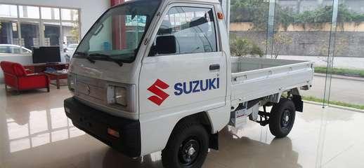 Suzuki blind van 5 tạ thùng lửng, Ảnh số 1