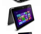 Dell XPS 11 Convertible 11.6 QHD 2560x1440 Touch, i5 4210Y, 4GB, SSD128GB, NFC, Win8.
