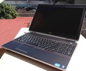 dell Latitude E6520 i5 vga on.