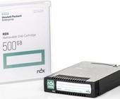 HP RDX 500GB Removable Disk Cartridge (Q2042A).