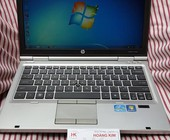 HP Elitebook 2560p - i7 2620M, 4G, 250G, 12,5inch nhỏ gọn, webcam.
