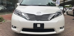 Toyota Sienna Limited 2018 Giao Xe Ngay, Ảnh số 1