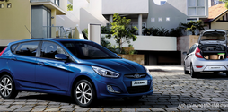 Xe Hyundai Accent 1.4AT Hatchback 5 cửa giá tốt, giao xe ngay.