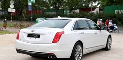 Cadillac CT6 Premium Luxury 3.0L.