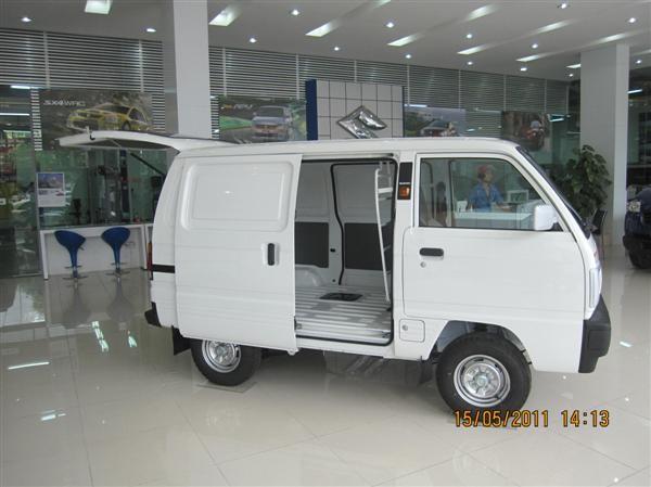 Bán xe tải van Suzuki giá tốt nhất,xe giao ngay Ảnh số 32223060
