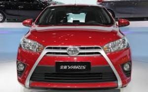 Toyota Hà Đông bán Yaris nhập khẩu màu trắng,đỏ,xanh,bạc,xám..Giao xe ngay.KM hấp dẫn Ảnh số 36032707