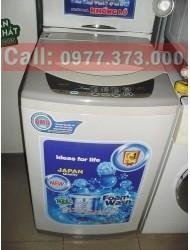 Ảnh số 4: Máy giặt Sanyo 6.5kg cửa trên lòng inox không rỉ - Giá: 1.700.000