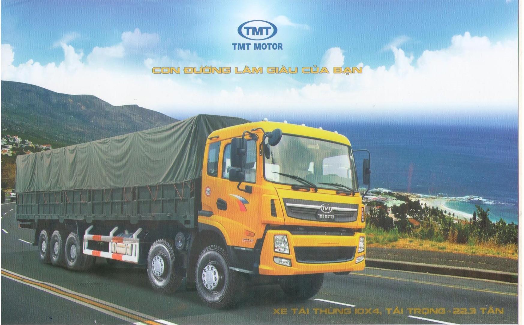 Cửu Long TMT 22,3 tấn, sản phẩm mới Ảnh số 36615698