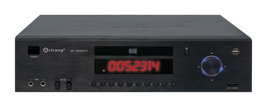 Thanh lý đầu Arirang AR-3600KTV giá cực rẻ.