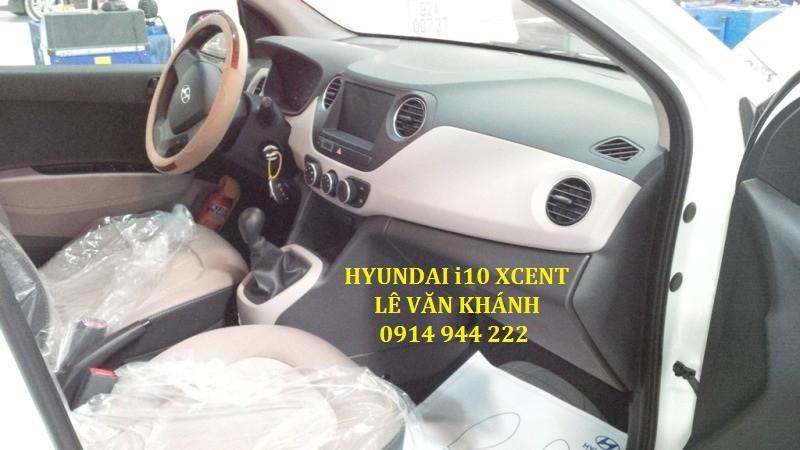 Hyundai Grand i10 2016 Đà Nẵng, Hyundai i10 Sedan Xcent, Xe nhập khẩu, GIảm tiền và tặng phụ kiện, Ảnh số 36797944