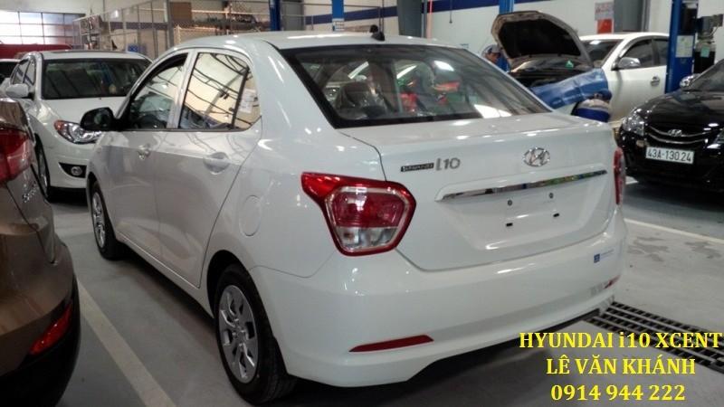Hyundai Grand i10 2016 Đà Nẵng, Hyundai i10 Sedan Xcent, Xe nhập khẩu, GIảm tiền và tặng phụ kiện, Ảnh số 36797950