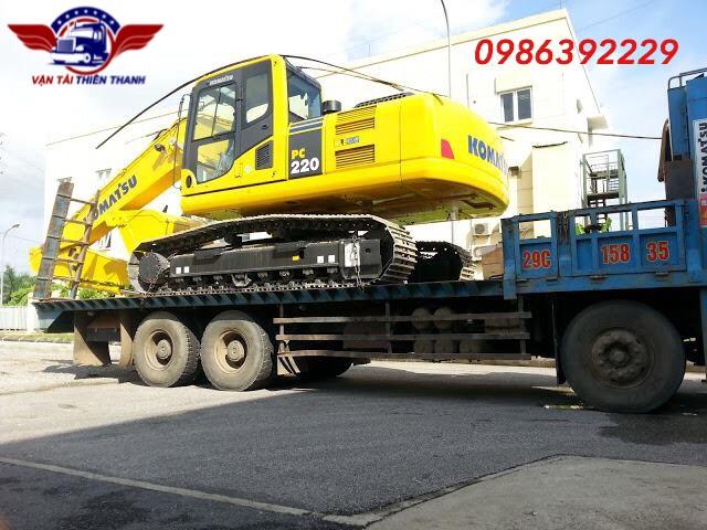 Cho thuê xe fooc chở áy xúc,máy đào,máy ủi ,xe lu máy công trình gía rẻ Ảnh số 37014721